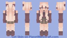 only seventeen Minecraft Skin