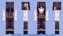 Pass The Time Minecraft Skin