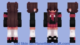 Born to be desiring ♡ oc Minecraft Skin