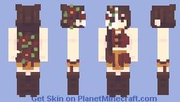 灵魂💀🌹 RCE Minecraft Skin