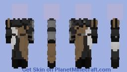 Medics Uniform (No Hood & Helmet) [LOTC] Minecraft Skin