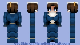 Early twentieth century rich lady Minecraft Skin