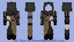 Medics Uniform (With Hood) [LOTC] Minecraft Skin