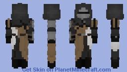 Medics Uniform (With Hood & Helmet) [LOTC] Minecraft Skin