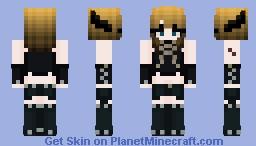 Hagane Rin Minecraft Skin
