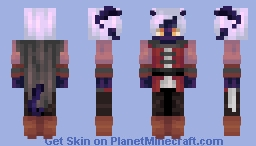 Demonic Knight~ Minecraft Skin
