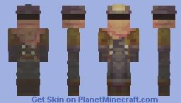 Deep Underground Minecraft Skin