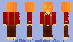 Scarecrow Minecraft Skin