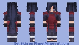 Madara Uchiha | Naruto: Shippuden Minecraft Skin