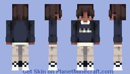 Sore Minecraft Skin