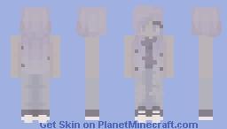 Lilac Minecraft Skin