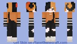 𝕳𝖆𝖑𝖑𝖔𝖜𝖊𝖊𝖓 𝕭𝖔𝖞 ♥ Minecraft Skin