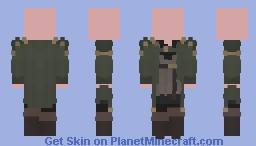 Lime [LOTC] Minecraft Skin