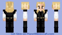 Hyunjin (𝕓𝕒𝕔𝕜 𝕕𝕠𝕠𝕣) Minecraft Skin