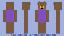 Doggy Minecraft Skin
