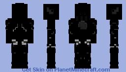 CW Zoom Minecraft Skin