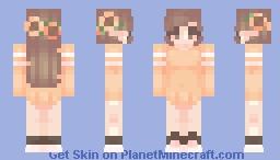 - ❀ ℋ𝑒𝒶𝒹 𝑜𝓋𝑒𝓇, 𝑜𝓋𝑒𝓇 ℋ𝑒𝑒𝓁𝓈 ✽ - Minecraft Skin