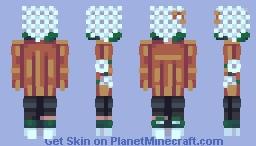 Flora - Persona [Autumn 2020] Minecraft Skin