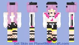 tokoyami towa - hololive Minecraft Skin