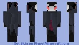 Hollow Knight - Grimm Minecraft Skin