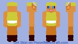 Billy Minecraft Skin