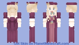 [LOTC] Let them eat cake! Minecraft Skin