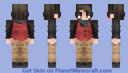 Twenty Fifth Baam Minecraft Skin