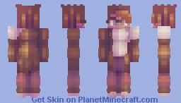 // C i n n a m o n  A e s t h e t i c // Minecraft Skin