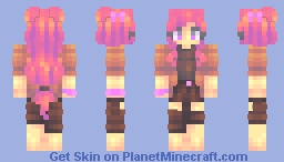 disenchanted Minecraft Skin