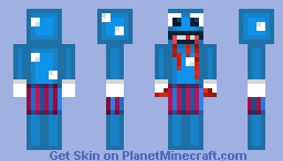 asostot rewamped Minecraft Skin