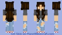 ITS ME AGAIN Minecraft Skin