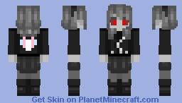 moeSpoondroid Minecraft Skin