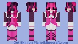 𝕯𝖗𝖆𝖈𝖚𝖑𝖆𝖚𝖗𝖆 Minecraft Skin