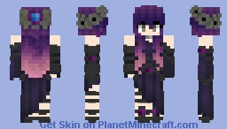 FireDragon7754's new skin Minecraft Skin