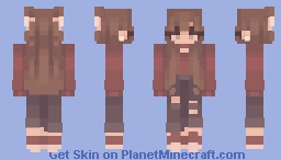 fall for me Minecraft Skin