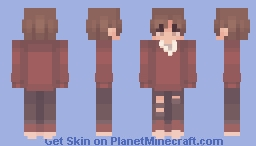 why can't you Minecraft Skin