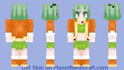 ~𝓥𝓸𝓬𝓪𝓵𝓸𝓲𝓭 𝓖𝓾𝓶𝓲~ Minecraft Skin