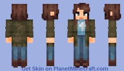 Annie Wilkes - Misery Minecraft Skin