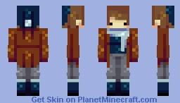 Winter Warmth Minecraft Skin