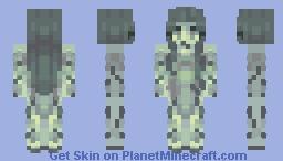 Forest Guardian | Skintober #29 Minecraft Skin