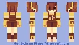 bee happy Minecraft Skin