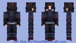 Mars V2 Minecraft Skin