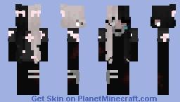 Bleeding Minecraft Skin