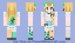 pickle cat 2 // fs Minecraft Skin
