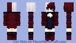 like you do Minecraft Skin