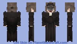 [✓] Fake Mourning Minecraft Skin