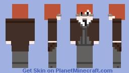 Detective Gwanola Minecraft Skin