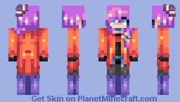 (3) fanvember - valkyrien_ Minecraft Skin