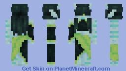 How Toxic Minecraft Skin