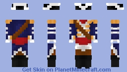 L'Manburg Uniform Minecraft Skin